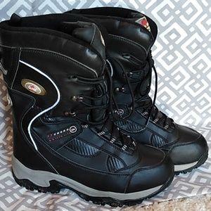 Choko Lightweight Snowmobile Boots Sz 11